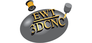 EWT-3DCNC Logo