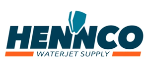 Hennco Waterjet Supply Logo
